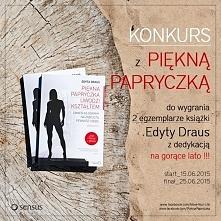 Pełna inspiracji książka Edyty do zgarnięcia u mnie na stronie FB: Move Your Life! :) Zapraszam do udziału w konkursie!