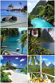 St.Lucia - czas planowania urlopu