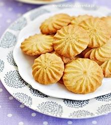Ciasteczka ze szprycy z syr...