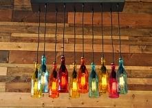 Ciekawe wykorzystanie butel...