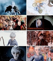 My name is Jack Frost and I'm a Guardian. How do I know that? Because the Moo...