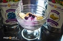 Na upały polecamy lody z owocami liofilizowanymi:) Wzbogać swój deser o witam...