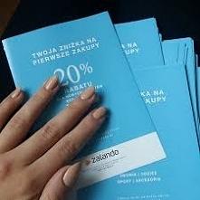 Dziewczyny mam masę zniżek -20% i -15% na pierwsze zakupy w zalando.pl bez ce...