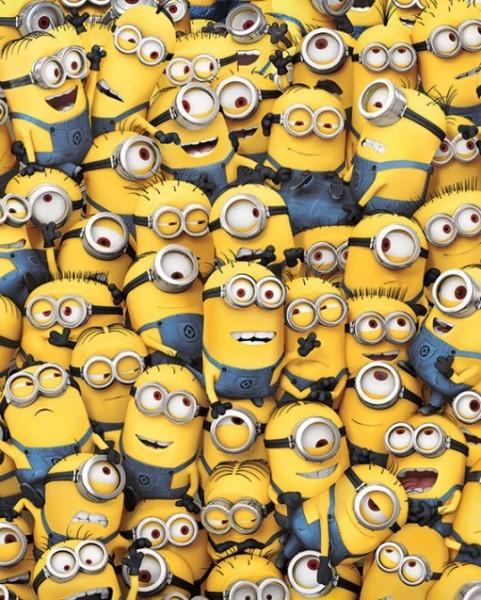 I love Minions <3