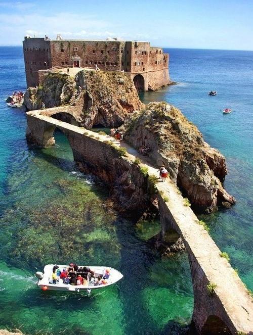 Forte de São João Baptista, Ilhas Berlengas, PORTUGAL *.*
