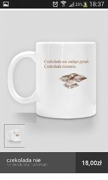 Dla fanów czekolady więcej na moim profilu lub shop-4-you.cupsell.pl