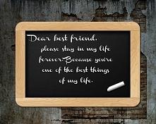 drogi przyjacielu !