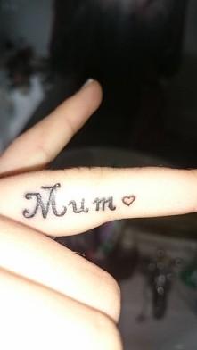 kolejny tatuaż moje ( dla m...
