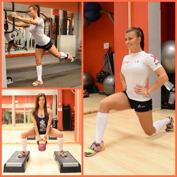 3 skuteczne ćwiczenia na uda i pośladki