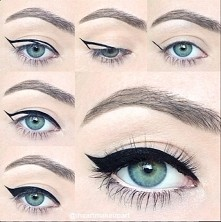 Jak wykonać perfekcyjną kreskę eyelinerem?