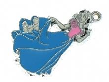 Zawieszka Malowana Księżniczka Blue