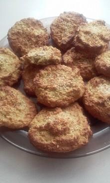 Pyszne, aromatyczne i dietetyczne ciasteczka owsiano-jabłkowe :D