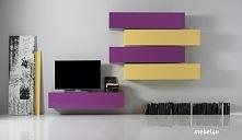 Meble MIX - sam wybierasz kolor, układ i ilość poszczególnych elementów.
