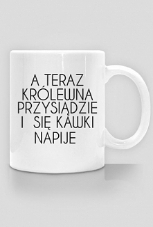 "Kultowy Kubek ""A teraz..."