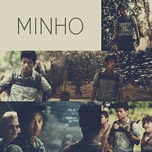Minho  Subject A7  The Leader