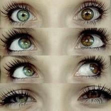 < Heterochromia >