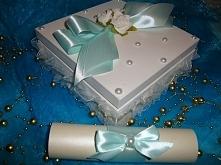 EKSKLUZYWNE ŻYCZENIA,pudełko na prezent