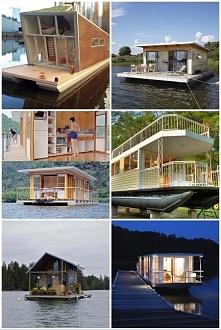 domy na wodzie