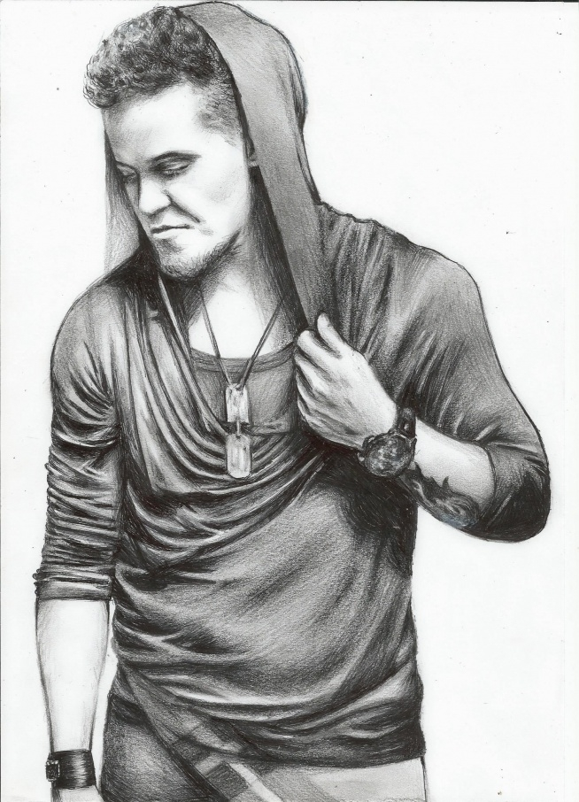Wykonuję rysunki/ portrety ze zdjęcia na zamówienie ;) Kontakt na mailu: roksana.jurek@wp.pl lub w komentarzach pod zdjęciem ;)