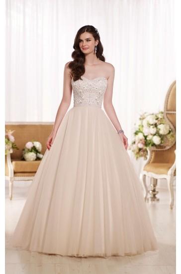 Essense of Australia Princess Style Wedding Dresses Style D1754