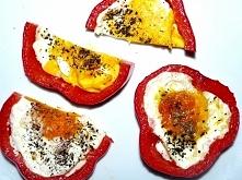 Pamiętacie jajka sadzone w skórkach od chleba? A co, jeśli skórki zastąpimy p...