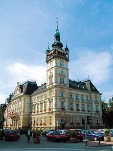 Bielsko - Biała, ratusz