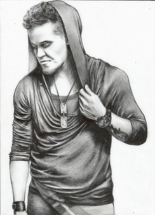 Wykonuję rysunki/ portrety ...