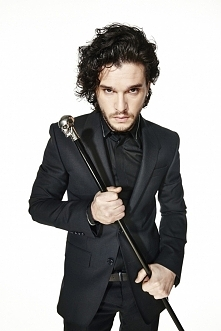 Kit Harington, photographed by Dean Chalkley for The Observer, June 2015.