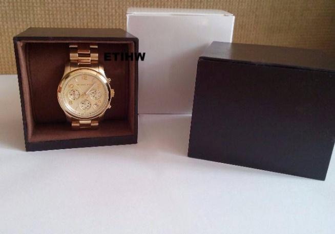 Nowy zegarek Michael Kors MK5055 złoty zegarek LICYTACJA OD 1 ZŁ  ( KLIKNIJ W ZDJĘCIE )