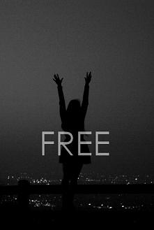 Potrzebuję odrobiny wolności .