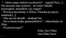 """Rafał Kosik - """"Felix, ..."""
