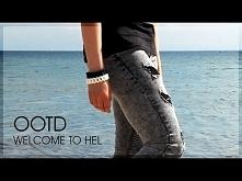 Welcome to Hel | OOTD