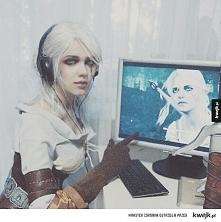 Idealny cosplay *.*