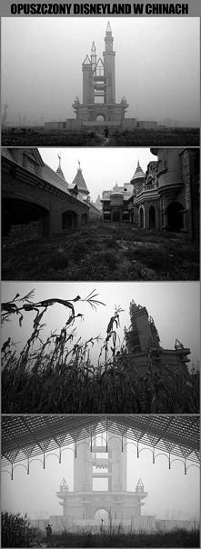 Disneyland jest też w Chinach!