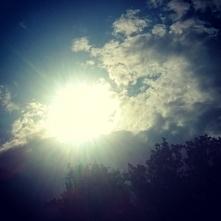 słońce :)