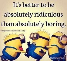 It's better...