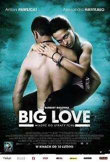 BIG LOVE zarą**sty film, pierwszy POLSKI film, który tak strasznie mi się spodobał i nie jest o wojnie, polecam polecam polecam, film jest trudny ale piękny