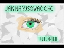 Jak narysować oko | Rysunek | Anatomia