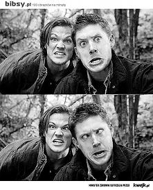Dean i Sam<3