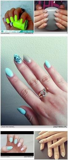 jakie kolory i wzory paznokci polecacie na lato ?