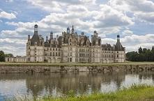 Zamek w Chambord - Francja