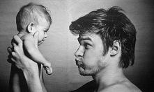 faceci z dzieckiem to moja słabość *__*