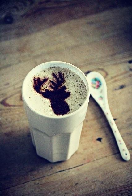 świąteczna kawa <3