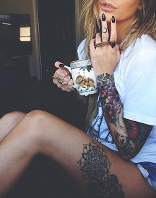 tatuaż <3