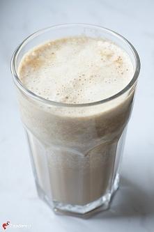 Koktajl bananowo-kawowy