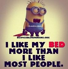 I like me BED ! <3