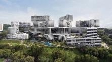 The Interlace - Singapur