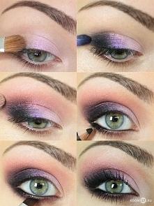 Co myślicie o takim makijaż...
