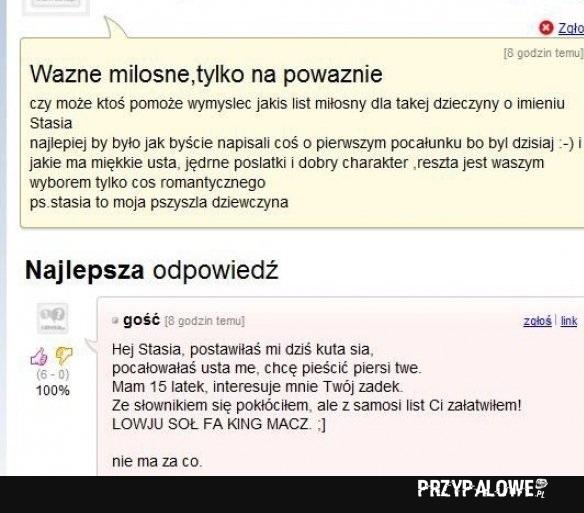 Na Przypalowe.pl znajdziesz najzabawniejsze i najciekawsze materiały z Internetów stworzone przez Was, naszą moderację oraz ludzi z całego świata!