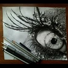 przepiękne oko ♡,♡